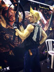 Zell Dixon - Cosplay Fun CrossOver FFVIII and TWD