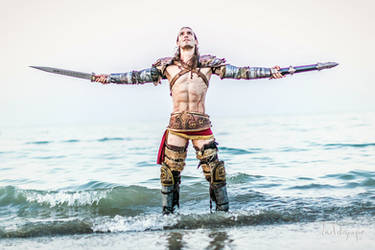 Gannicus Cosplay - Spartacus Day of Freedom