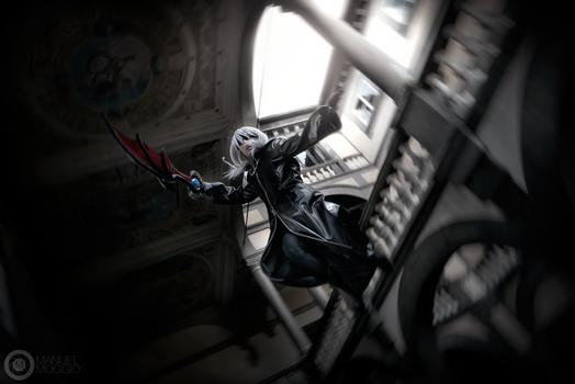Riku - Kingdom Hearts Cosplay by Leon Chiro