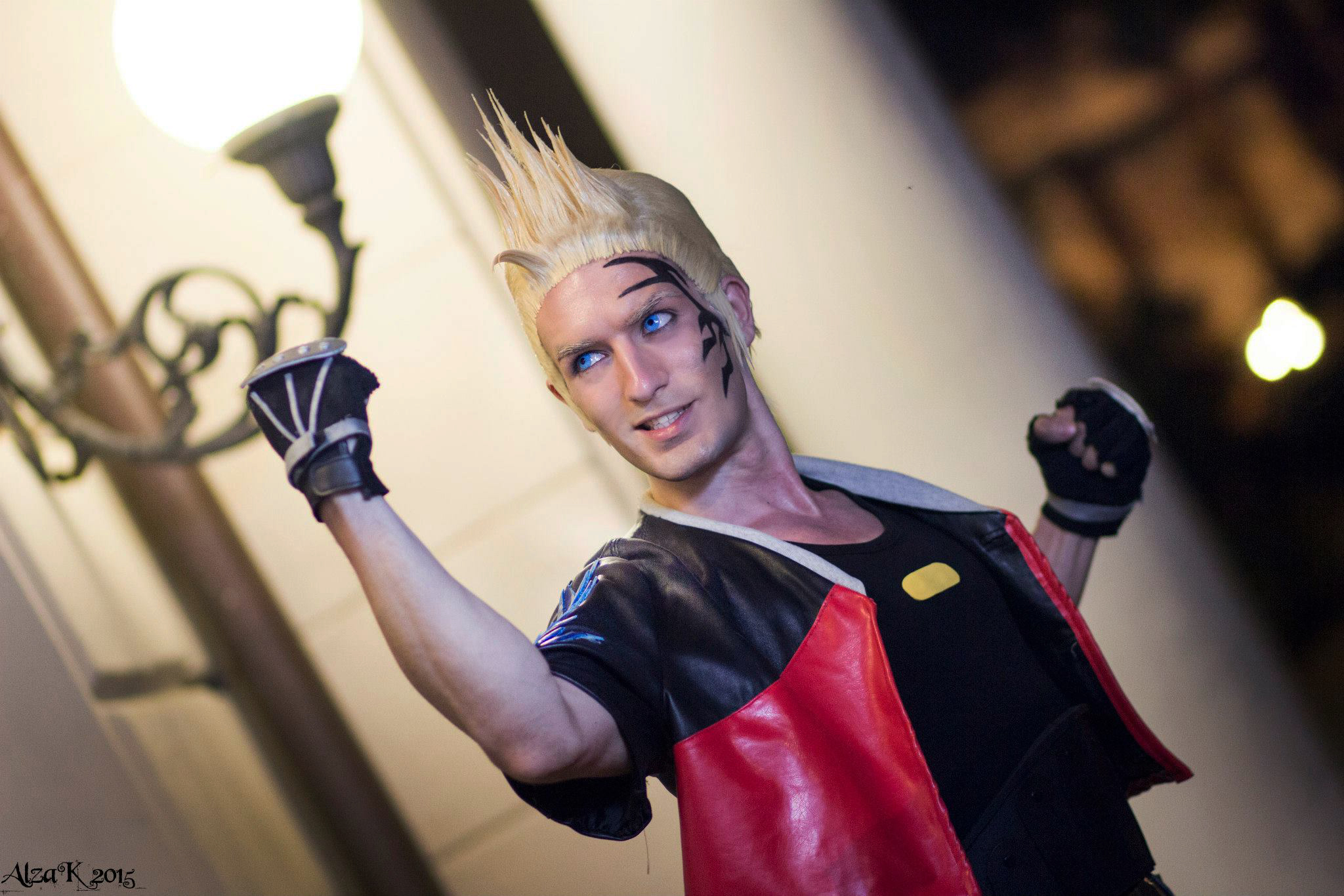 Zell Dincht Final Fantasy VIII Cosplay Leon Chiro By