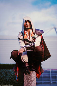 Ezio Auditore Cosplay - New Version Coming Soon