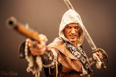 Edward Kenway is BACK- Assassin's Creed IV Cosplay