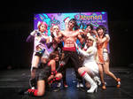 Marshall Law Effect - Tekken Cosplay in AbunaiCon by LeonChiroCosplayArt