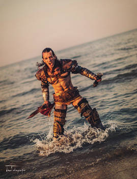 Gannicus Cosplay - Spartacus - I need more...