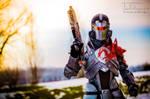 Commander Shepard - Mass Effect 3 Cosplay