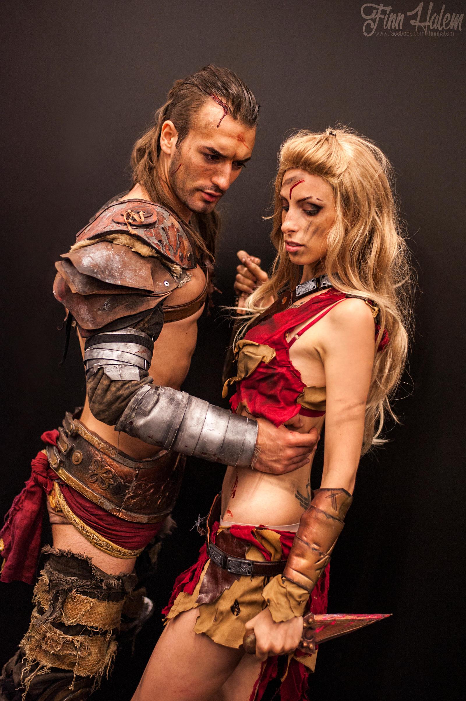 Gannicus Spartacus