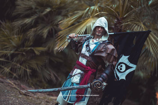 Edward Kenway - Assassin's Creed IV Cosplay - Leon