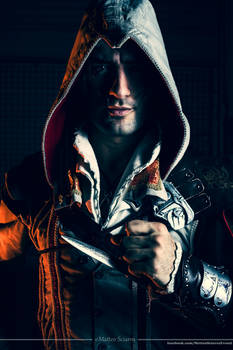 Requiescat in Pace - Ezio Auditore Cosplay by Leon
