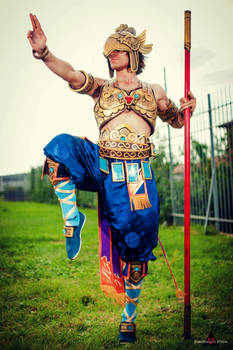 Kilik - Soul Calibur 5 Cosplay \ Next Battle : ECG
