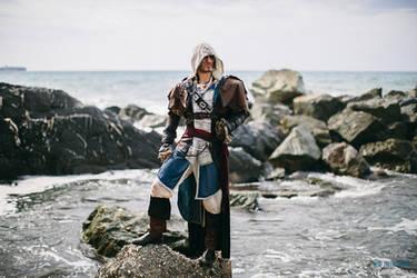 Edward Kenway - Assassin's Creed IV Cosplay Italy by LeonChiroCosplayArt
