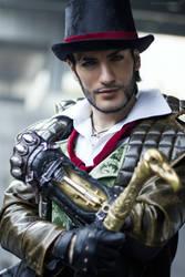 Jacob Frye Cosplay - Assassin's Creed - Leon Chiro