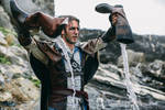 Good Fishin Huh? - Edward Kenway Cosplay AC IV BF