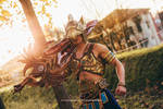 Destiny - Kilik Soul Calibur 5 Cosplay Leon Chiro by LeonChiroCosplayArt