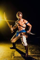 Prince of Persia - Cosplay Art by Leon Chiro by LeonChiroCosplayArt