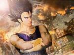 Vegeta - Dragon Ball Z Cosplay by Leon Chiro PRIDE