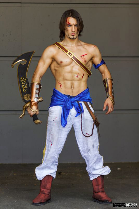 Prince of Persia Cosplay by Leon Chiro - Waiting by ...