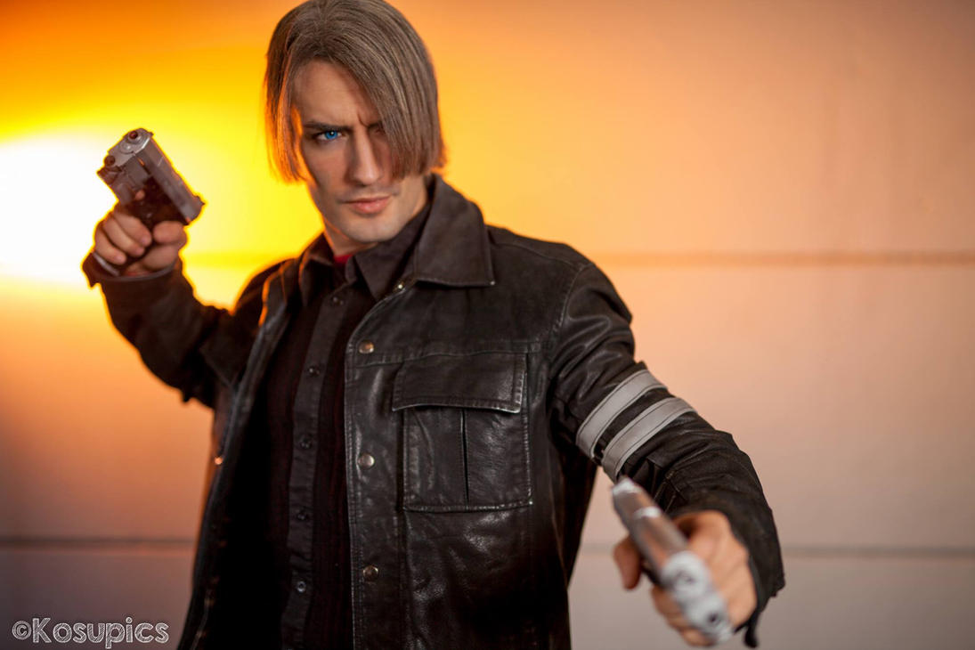 Resident Evil By Leon Chiro By