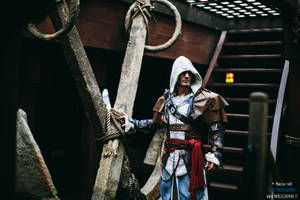 Edward Kenway - AC IV Cosplay by Leon Chiro (New) by LeonChiroCosplayArt