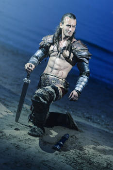 Never mess with Gannicus - Cosplay by Leon Chiro