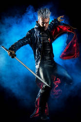 Vergil - Devil May Cry 4 Cosplay by Leon Chiro by LeonChiroCosplayArt