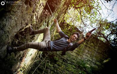 Nathan Drake - Uncharted 4 Adventure Live w\Leon C