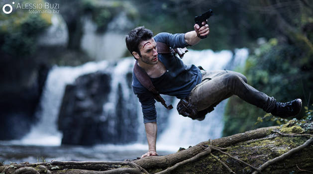 More Action - Nathan Drake Cosplay Uncharted 4