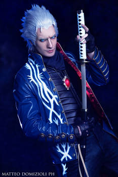 Vergil - Devil May Cry 3 - So good to be BACK!