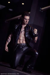 Gladiolus Amicitia - Final Fantasy XV Cosplay Art