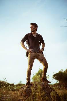 Nathan Drake - Uncharted 4 - Time to restart!