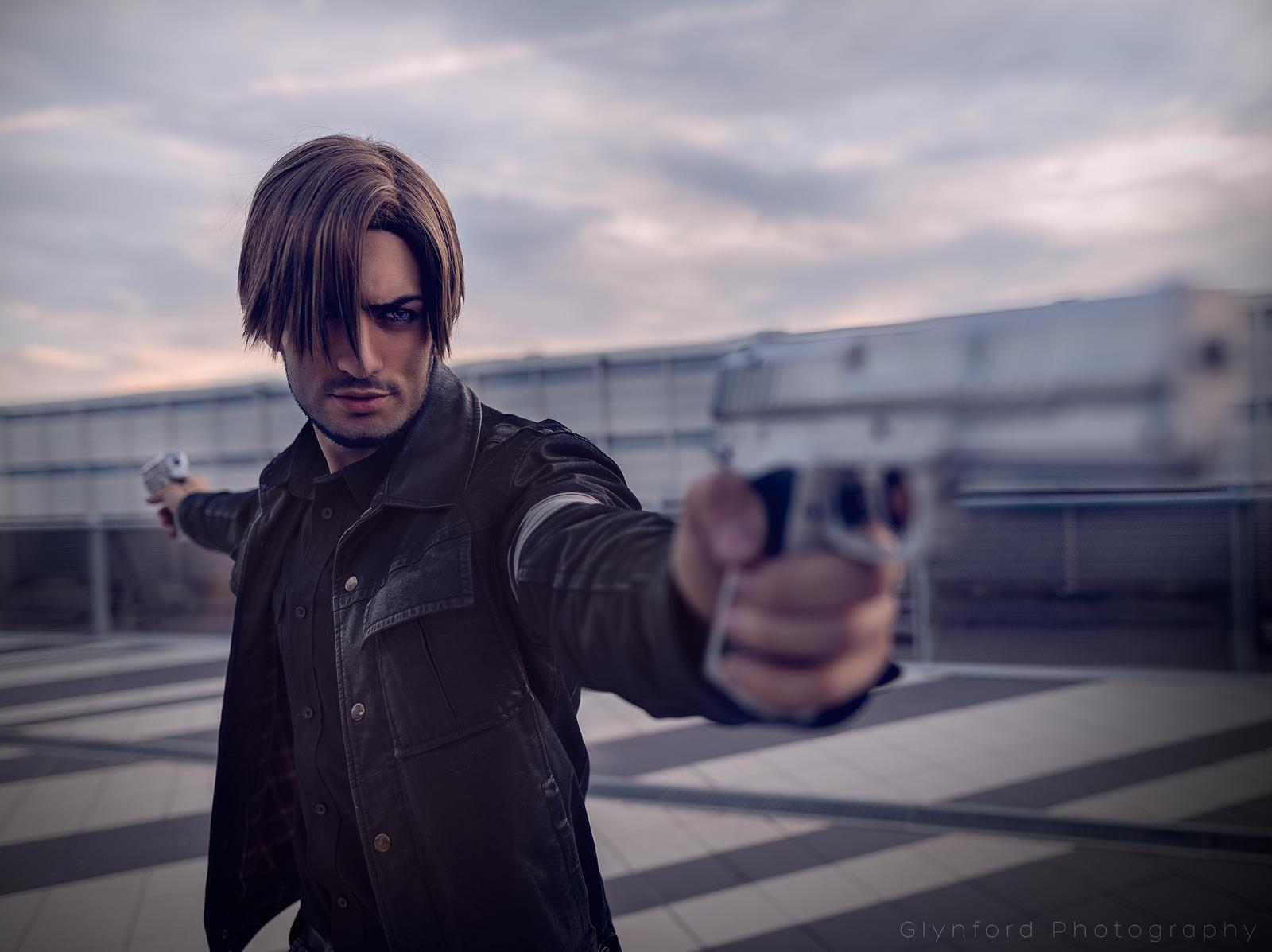 Leon S. Kennedy (Resident Evil6) by jerrystrife7 on DeviantArt