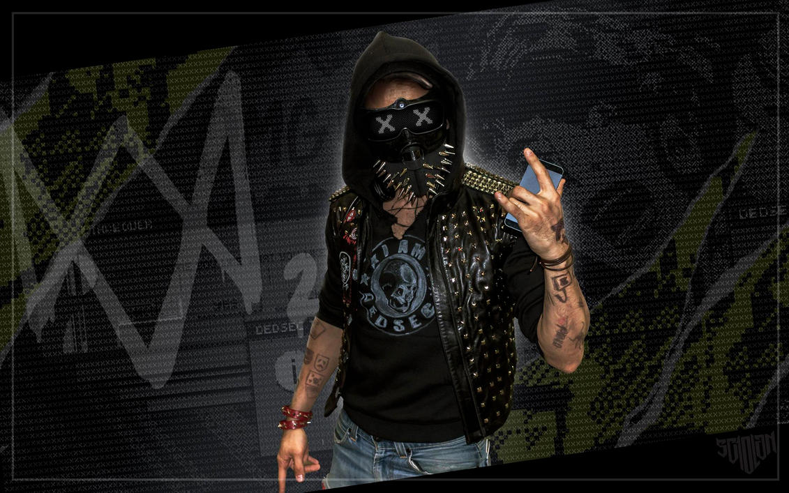 Watch Dogs 2 Wrench Fanart: WatchDogs2 Cosplay First Preview Leon C. By