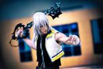 Riku - Kingdom Hearts 2 HD Cosplay by Leon Chiro