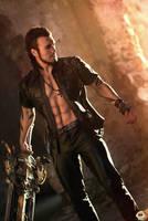 Gladiolus DLC - Final Fantasy XV Cosplay by Leon C by LeonChiroCosplayArt