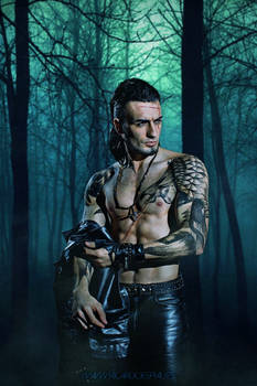 Gladiolus - Final Fantasy XV - Take your shirt off