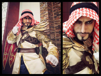 Shaheen - Tekken 7 NEWS Cosplay Reveal- Leon Chiro by LeonChiroCosplayArt