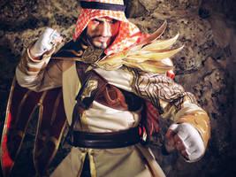 Shaheen - Tekken 7 Official Preview Cosplay - Leon