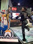 Leon Chiro - Tracer Gladdy Final Fantasy Overwatch