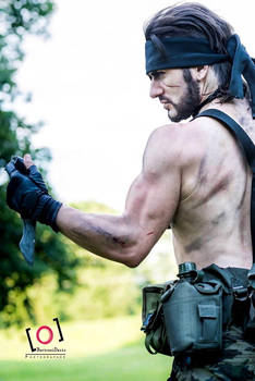 Pretty Good! - Naked Snake : Metal Gear Solid 3