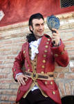 Gaston Cosplay by Leon Chiro -Beauty and The Beast