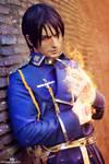 Roy Mustang - Full Metal Alchemist Cosplay