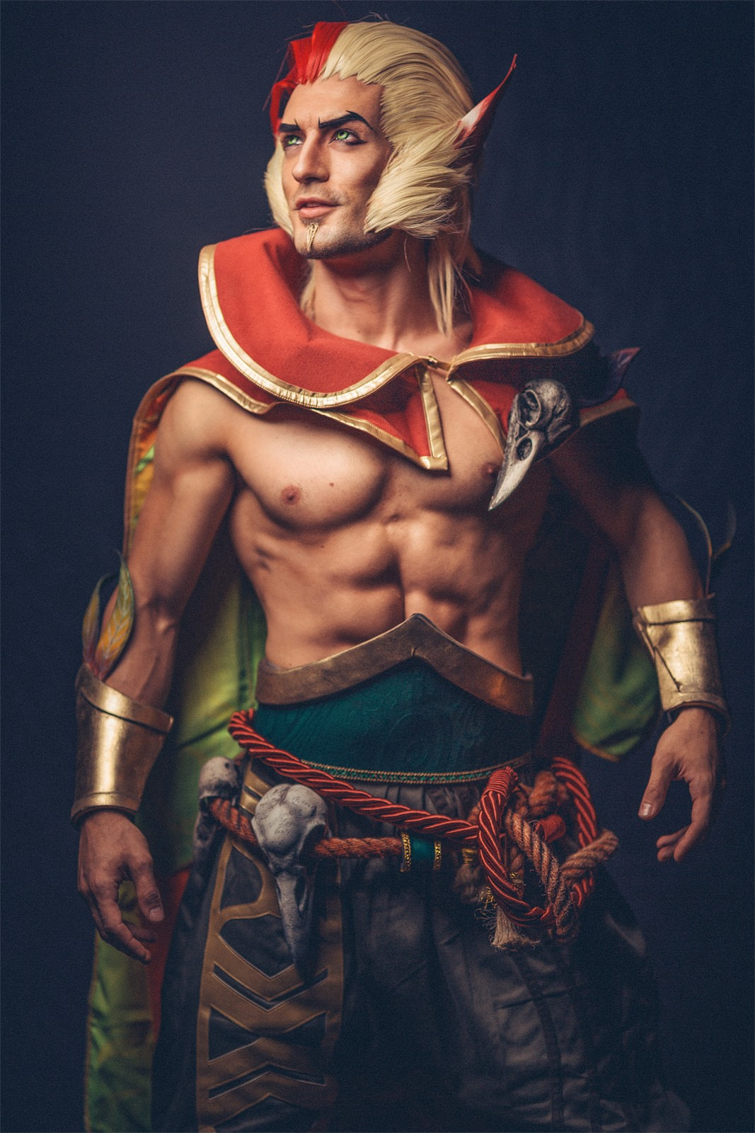 Rakan - League of Legends Cosplay by Leon Chiro by ...