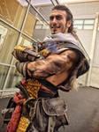 Assassin Gladiolus - FF XV Assassins Festival