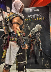 Assassin's Creed Origins Tour - Leon Chiro by LeonChiroCosplayArt