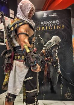 Assassin's Creed Origins Tour - Leon Chiro