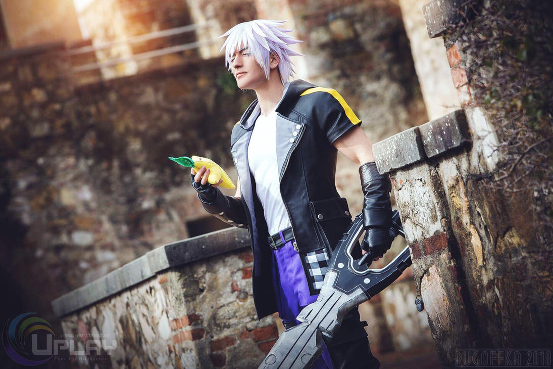 Kingdom Hearts 3 RIKU Cosplay by Leon Chiro by LeonChiroCosplayArt