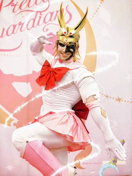 SAIL- ALL MIGHT (Sailor Moon \Pretty Cure) Cosplay by LeonChiroCosplayArt
