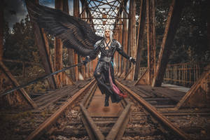 Sephiroth Cosplay - Final Fantasy Dissidia NT