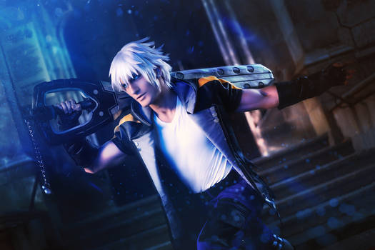 Riku - Kingdom Hearts 3 Cosplay by Leon Chiro