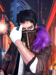 Overhaul Cosplay by Leon Chiro - My Hero Academia by LeonChiroCosplayArt