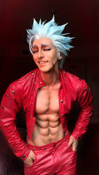 BAN - Seven Deadly Sins Cosplay by Leon Chiro by LeonChiroCosplayArt